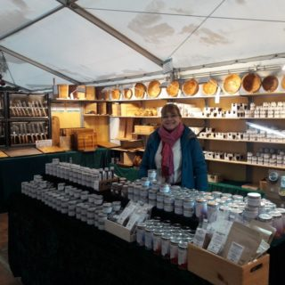 Oxclusivia Weihnachtsmarkt Schloss Dyck 2017