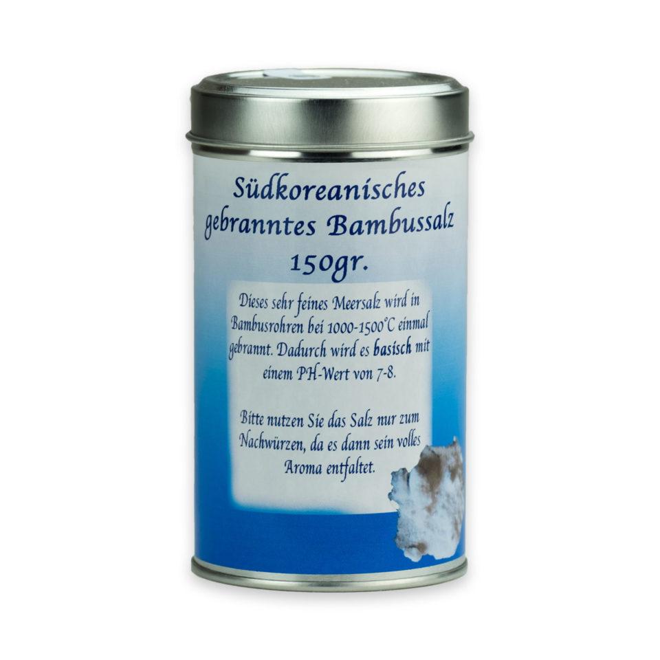 Oxclusivia Suedkoreanisches Gebranntes Bambus Salz 2